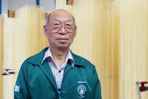 株式会社中本製麺 代表取締役 中本 茂(麺匠しげ)